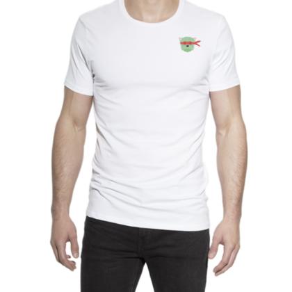 Pánské tričko s Westíkem – Želva Ninja