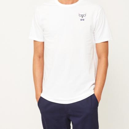 Pánské tričko s Westíkem – Elegán